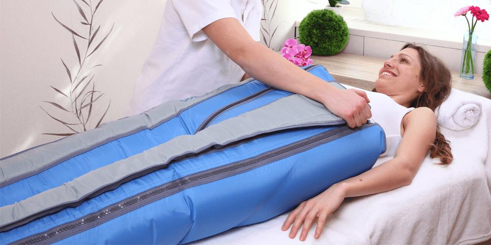 Intermitterende Pneumatische Compressietherapie - Huidtherapie Meycare